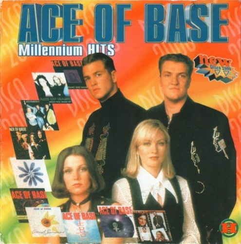 Ace of Bace - Millenium Hits (2000)